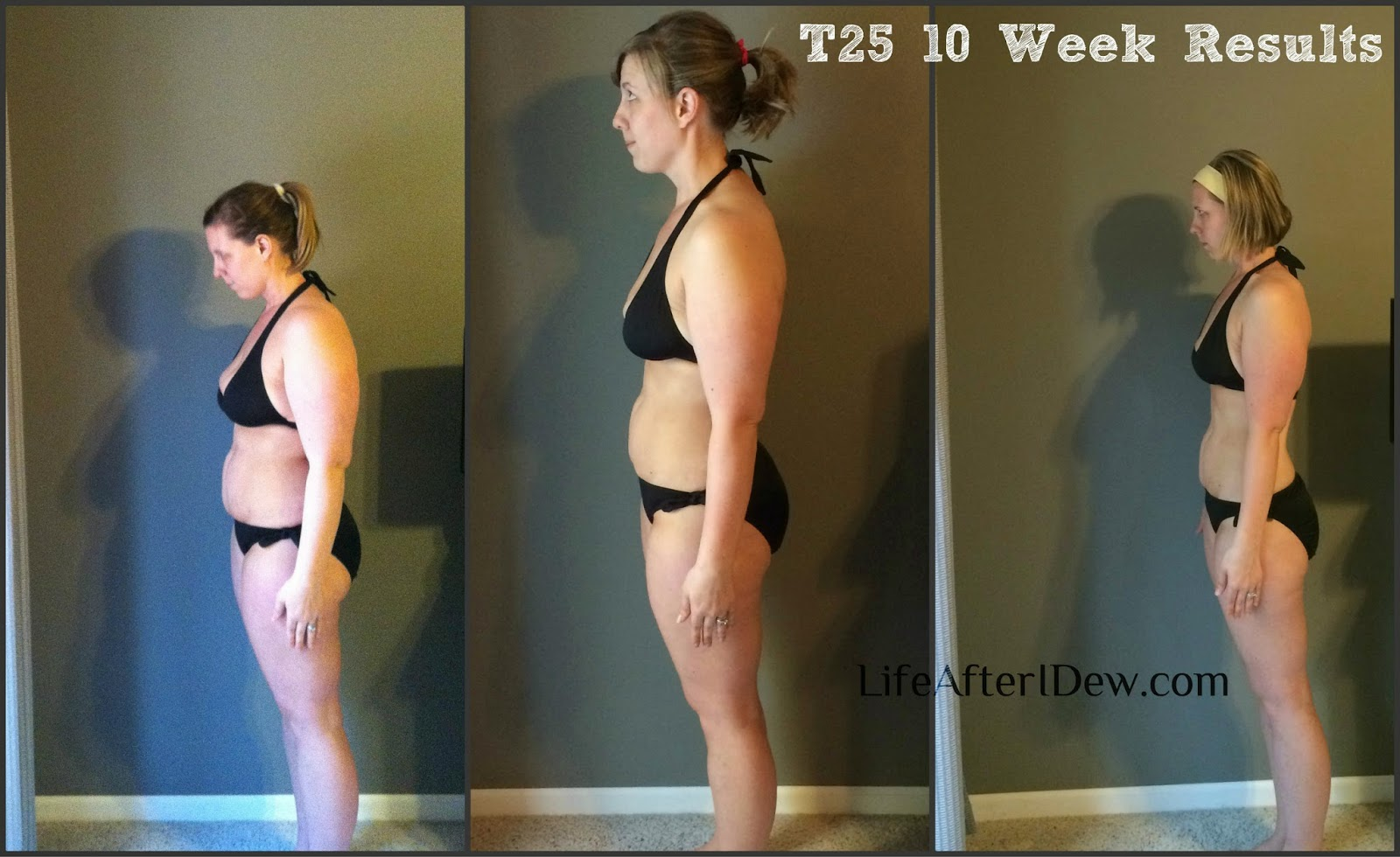 "Life After I ""Dew"": T25: The Results Are IN"