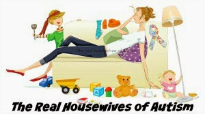 I'm a Real Housewife of Autism too!