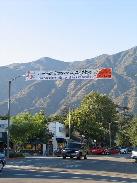 Sierra Madre Tattler >> The Sierra Madre Tattler!: GPUSC Chair Denise Delmar: We're Finished