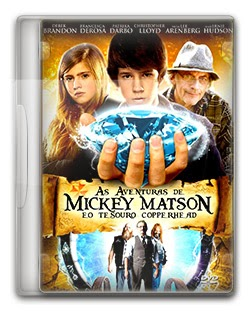 As Aventuras De Mickey Matson e o Tesouro   DVDRip Dual Áudio + RMVB