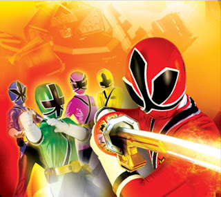 Watch Power Rangers Samurai Episode 2 Deal With a Nighlok