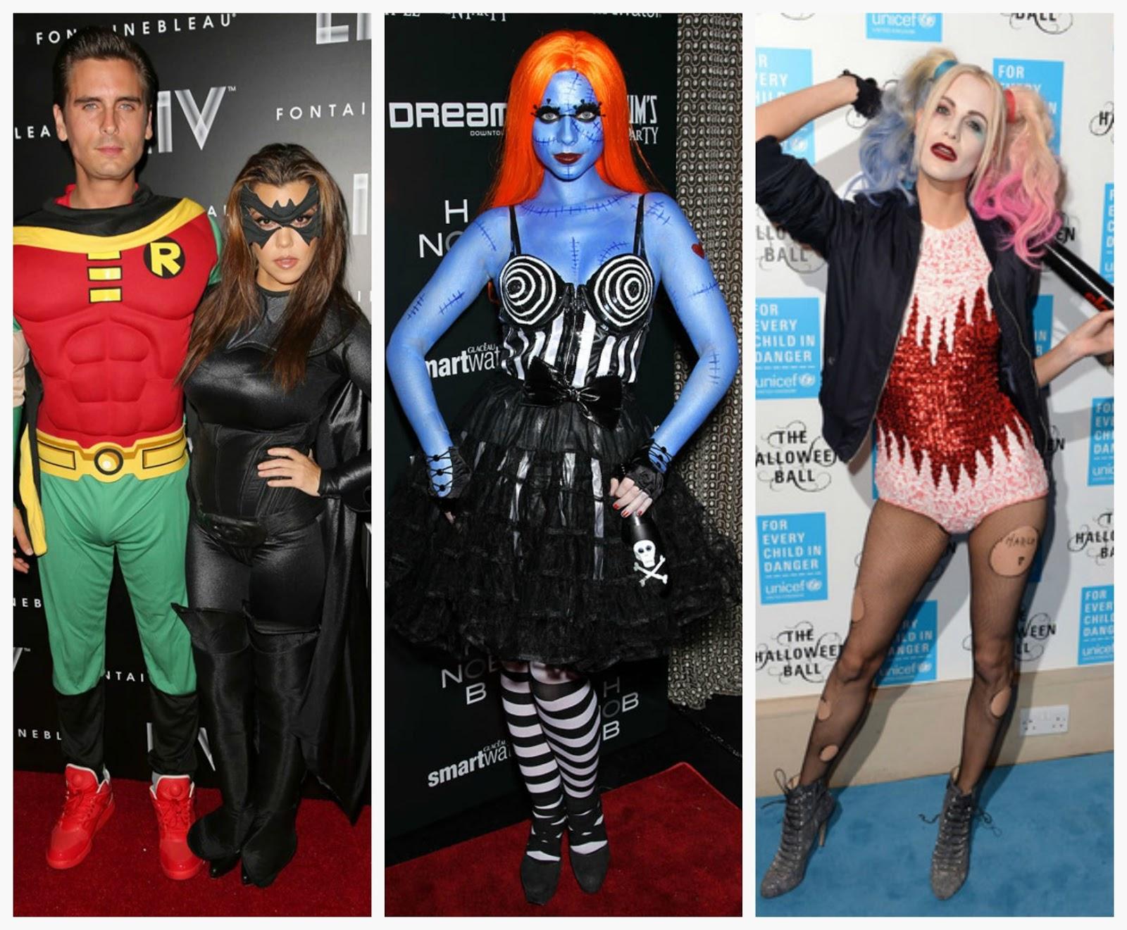 Le Petite Gilda Halloween ideas para disfrazarte en la noche ms