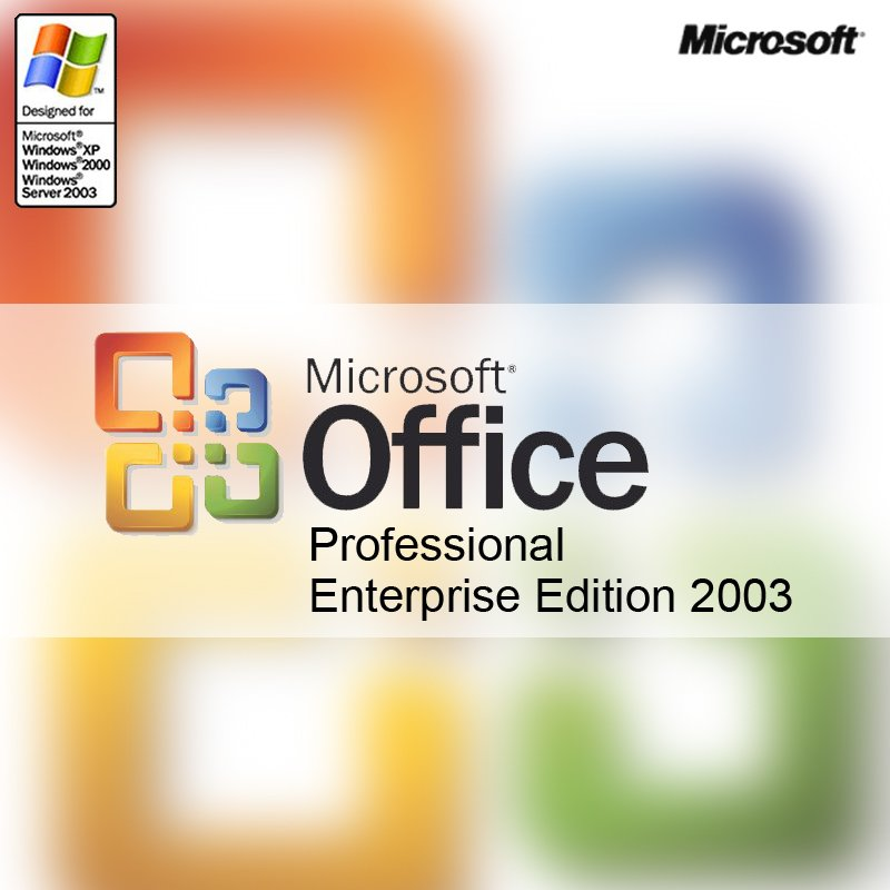 Microsoft Office 2003 Editions Compared