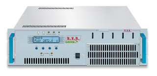 Pemancar fm RVR TEX 2000 LCD