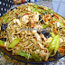 Aprende cocina indonesia con Santy - Bakmi goreng - Fideos fritos indonesios