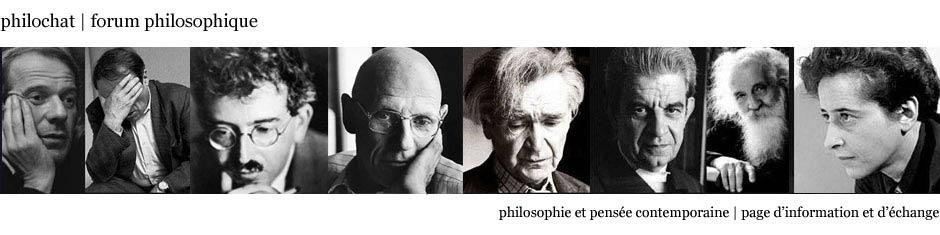 philochat | forum philosophique