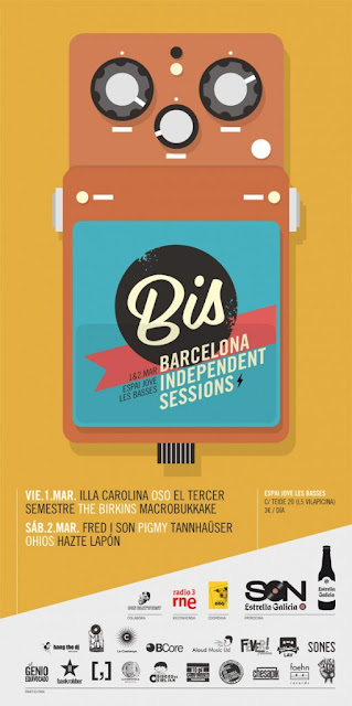 BIS Festival, Barcelona Independent Sessions 2013