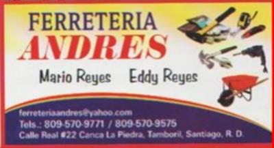 FERRETERIA ANDRES