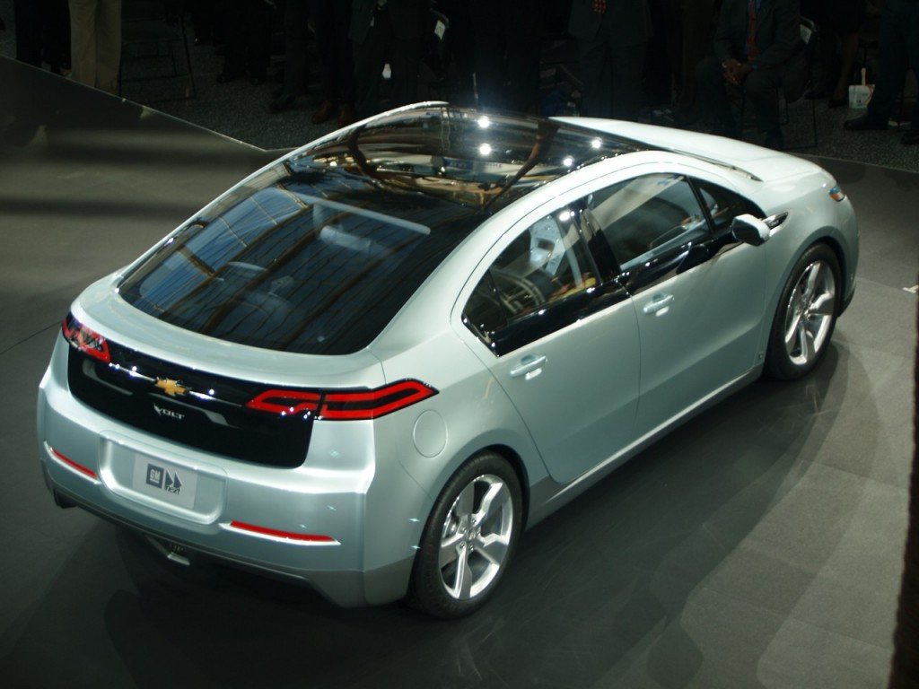 best car 2011 Chevrolet Volt