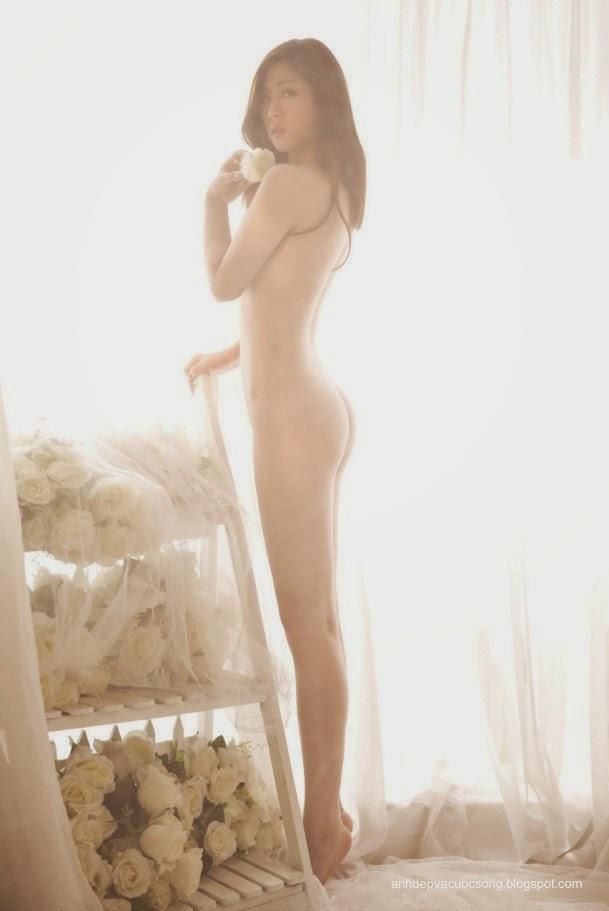 Hoa hậu khỏa thân vì môi trường 8