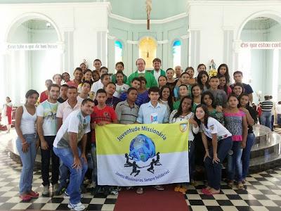 Piauí realiza Encontro de Líderes da Juventude Missionária