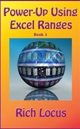 Power-Up Using Excel Ranges: Book 1
