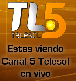 Ver Canal 5 Telesol Online