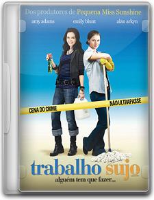 Capa Trabalho Sujo   DVDRip   Dublado (Dual Áudio)