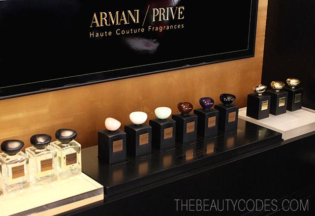 Giorgio Armani Haute Couture Fragances Perfumes