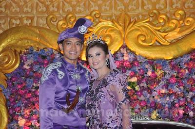 Majlis Perkahwinan Dan Resepsi Tomok Dan Ayu (Gambar)