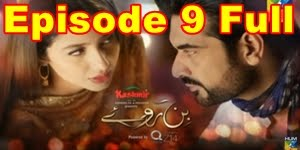 Bin Roye Episode 9 Full