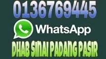 Jom Join Whatsapp DHAB SINAI !!!