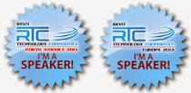 RTC Speaker 2007 - 2019