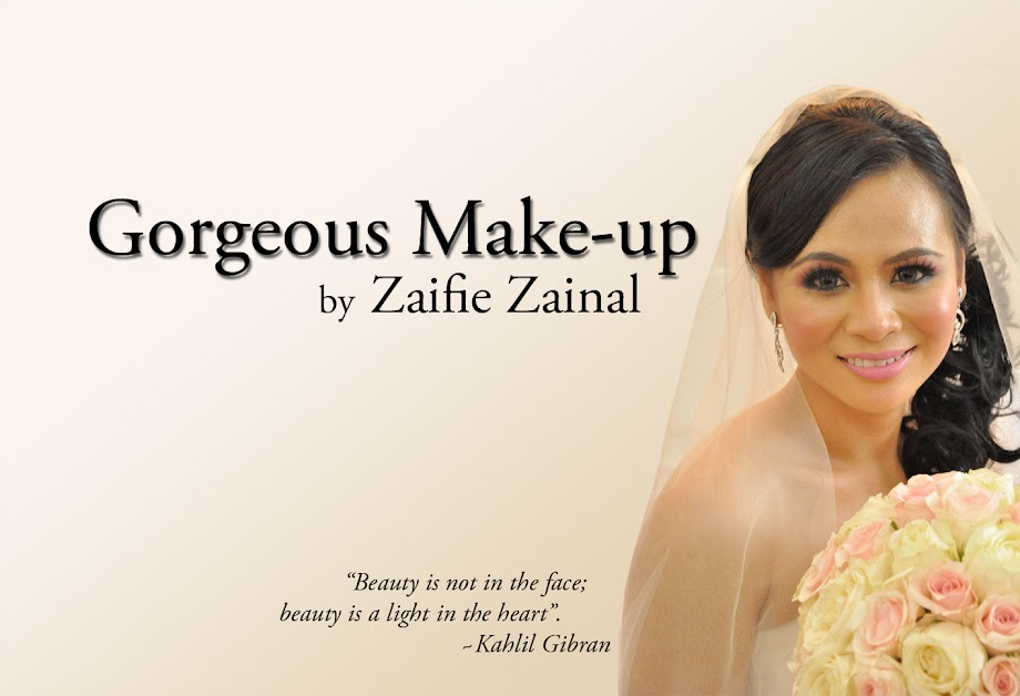 Gorgeous Make-up by Zaifie Zainal