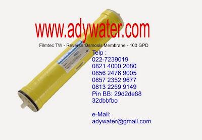 Teknologi Membran Untuk Pengolahan Air | 081809064845 | Jual Membran RO