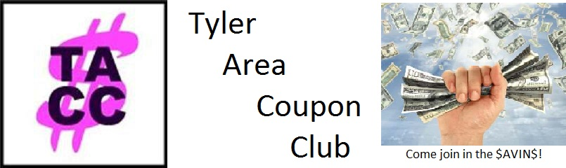 Tyler Area Coupon Club
