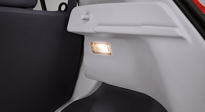 New March - New Trunk-illuminating Lamp