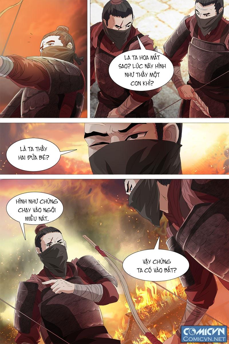 Tây Du Tầm Sư Phục Ma Lục Chap 21 - Next Chap 22
