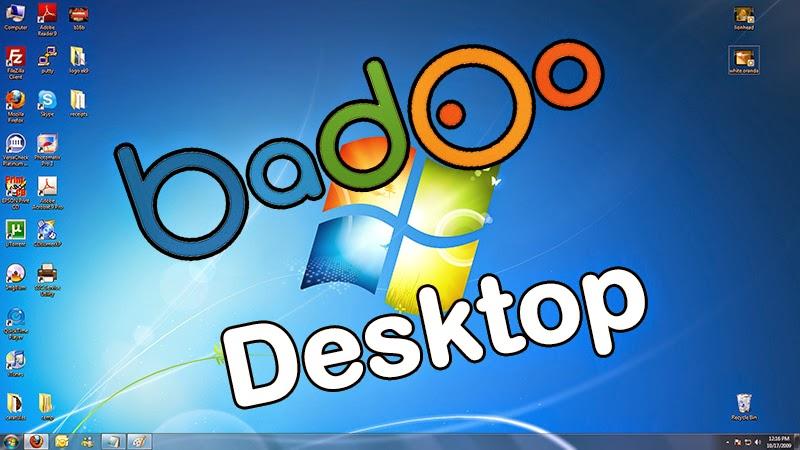 aplicacion escritorio badoo