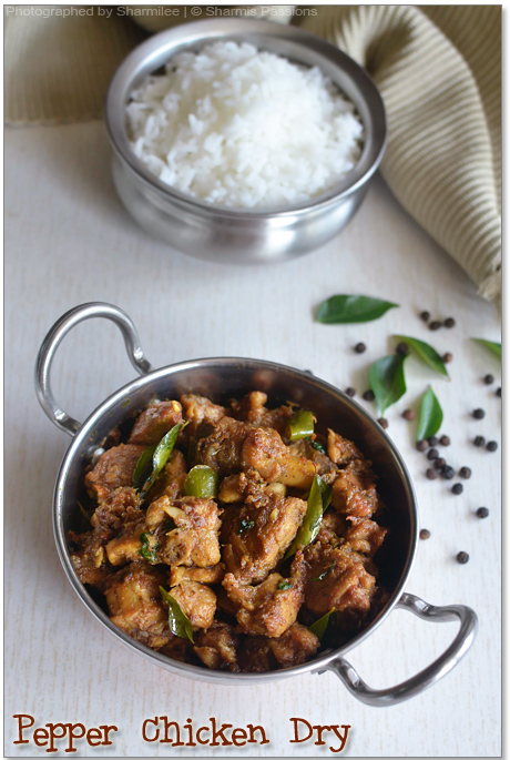 This Pepper Chicken Is One Recipe I Tried From There Should Say This Is A Kepper