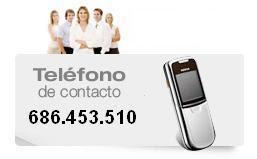 Teléfono de contacto