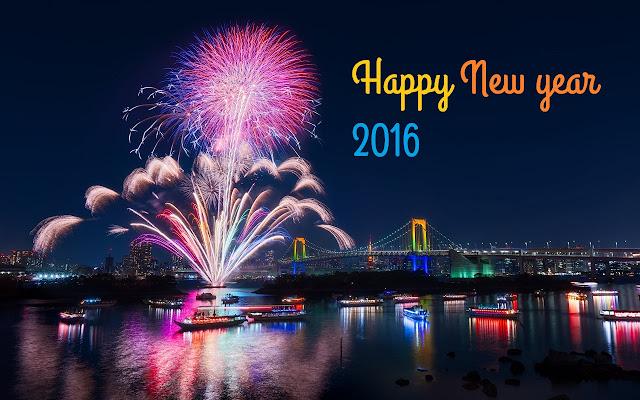 Tải hình nền happy new year 2016