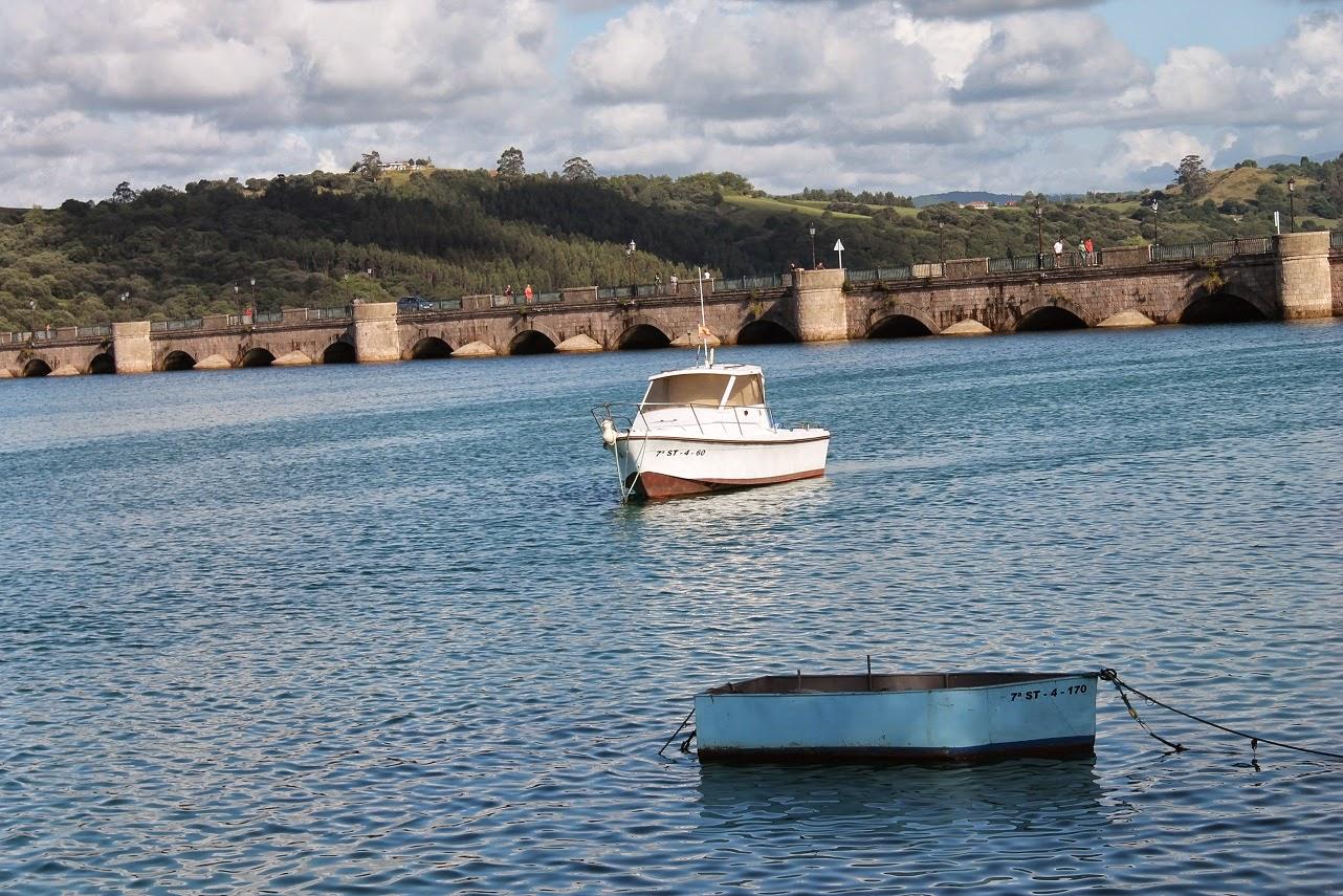 San Vicente de la Barquera, Fotografía Daniel López