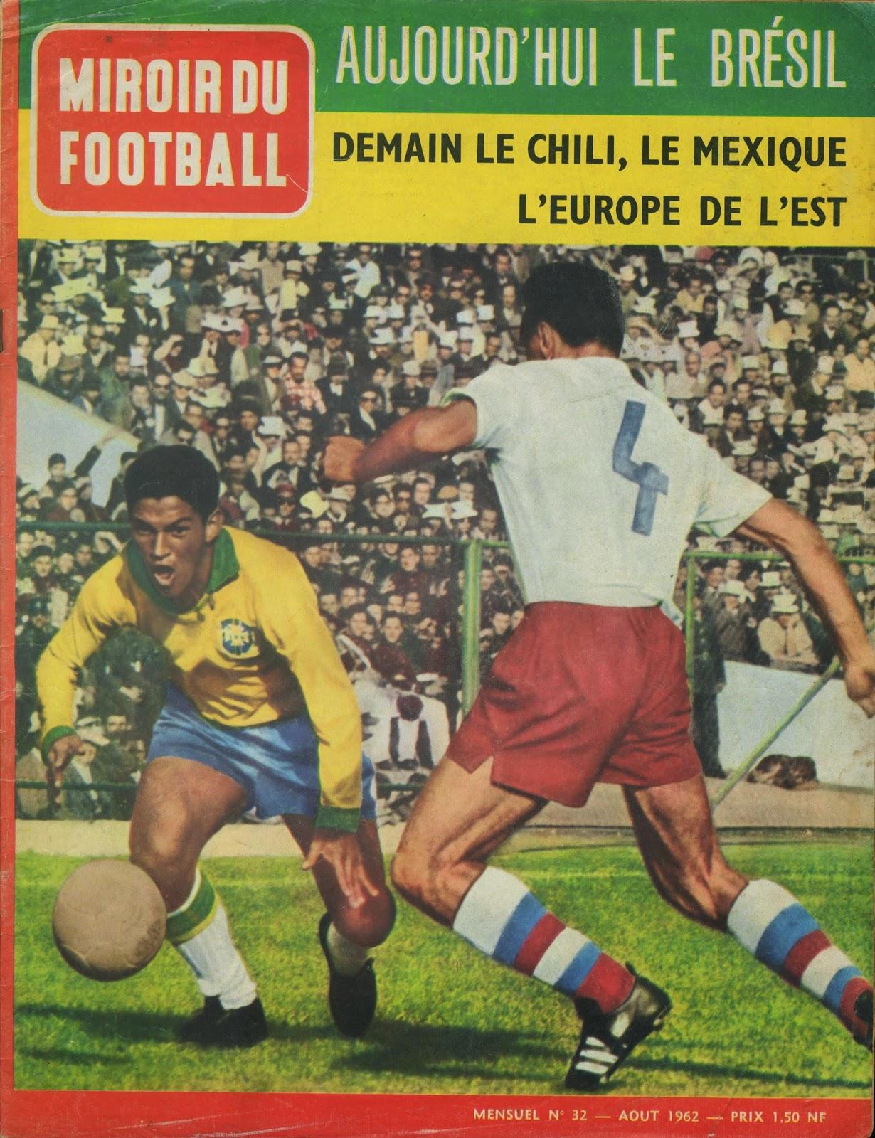 Soccer nostalgia full magazines part six for Le miroir des sports