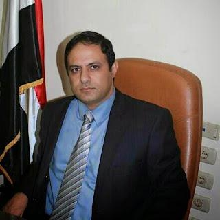 """د.أحمد فاروق""""رئيس لجنة الخدمات بالنقابة العامة"""""""