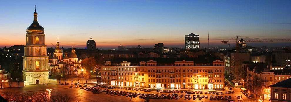 Tour in Kiev