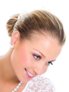 Wedding Hairstyles Pulled Back