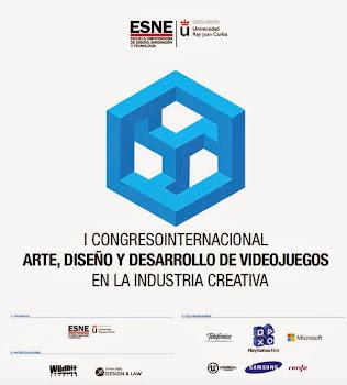 Congreso de Videojuegos en ESNE