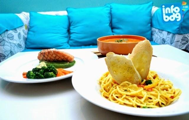 Nikmatnya Menu Makanan Di Djoeroe Masak