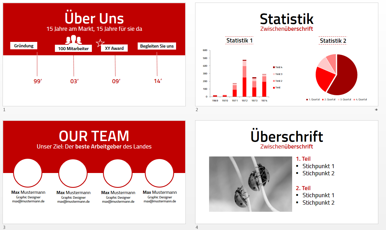 Groß Erd Powerpoint Vorlage Bilder - Entry Level Resume Vorlagen ...