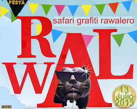 3º SAFARI GRAFITI RAWAL