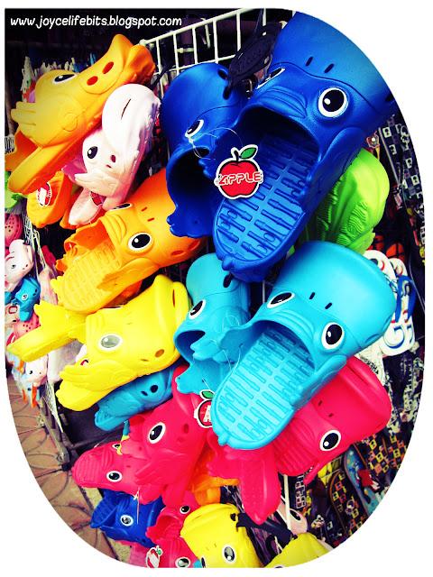 joyce yao blog colorful slippar sandals
