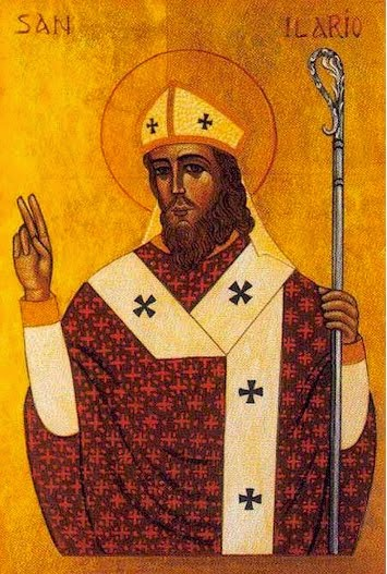 St Hilary of Poitiers, Pray for us!