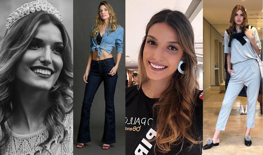 Miss Piracicaba Be Emotion Júlia Vidal Crivelari mostra muito charme, beleza, elegância como também