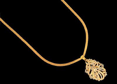 Bapalal Diamond Pendent