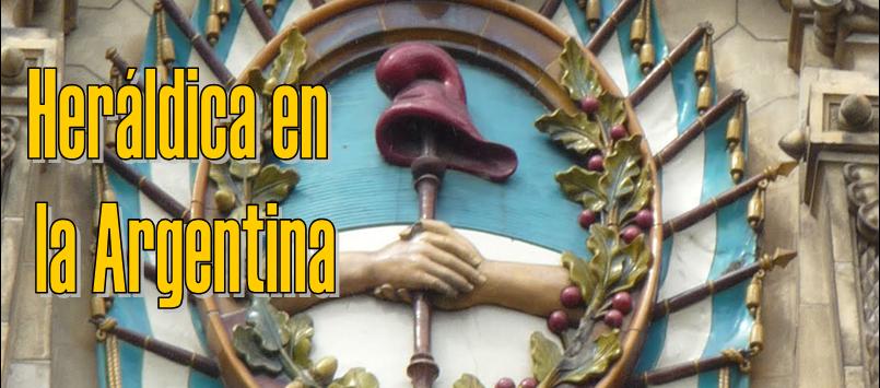 Heráldica en la Argentina