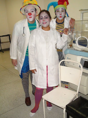 O clown Hospitalar