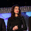 Sonam Kapoor in black dress
