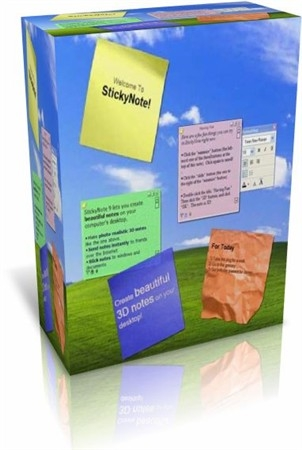 Efficient Sticky Notes 3.53.344 Portable