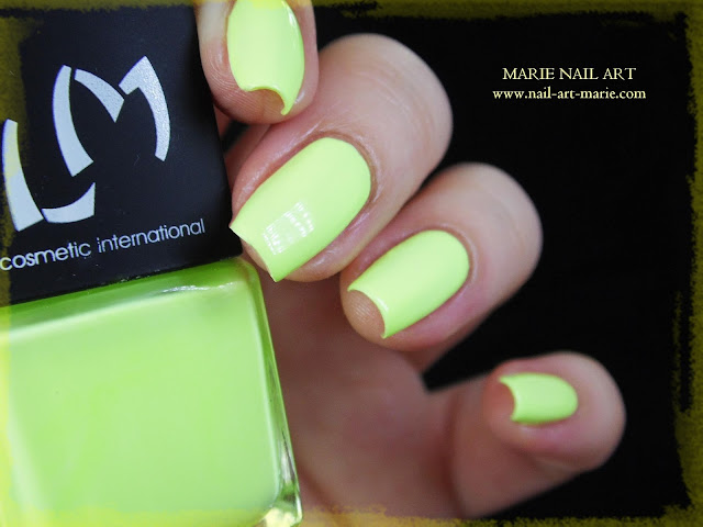 LM Cosmetic Yellow Popsicle3
